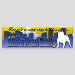 apbt stickers Bumper Sticker