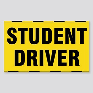 Student Driver Training Car Magnet Signs Sticker