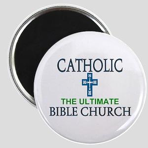 Catholic Bible Church Magnet