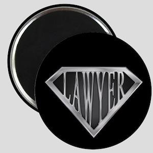 SuperLawyer(metal) Magnet