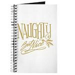 Naughty But Nice Journal