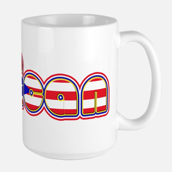 FiliRican Large Mug