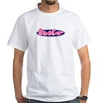 ASL Bitch White T-Shirt