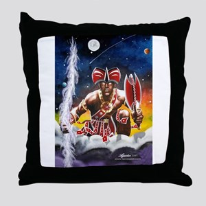 "NEW!!! ""THE ORISHA SERIES"" SH Throw Pillow"