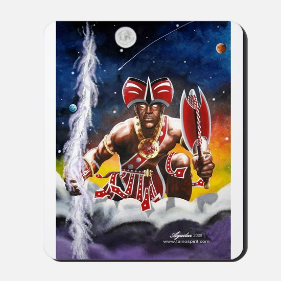 "NEW!!! ""THE ORISHA SERIES"" SH Mousepad"