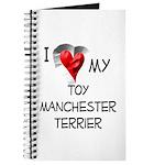 Toy Manchester Terrier Journal