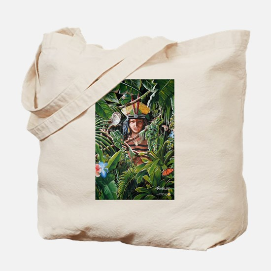 """TAINO PRINCESS"" Tote Bag"