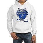 Clunes Family Crest Hooded Sweatshirt