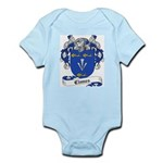Clunes Family Crest Infant Creeper