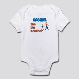 Gabriel - The Big Brother Infant Bodysuit