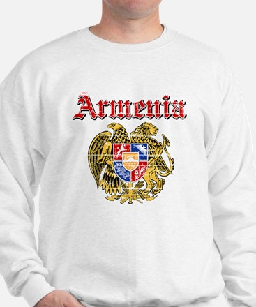 Armenia Coat of arms Sweatshirt