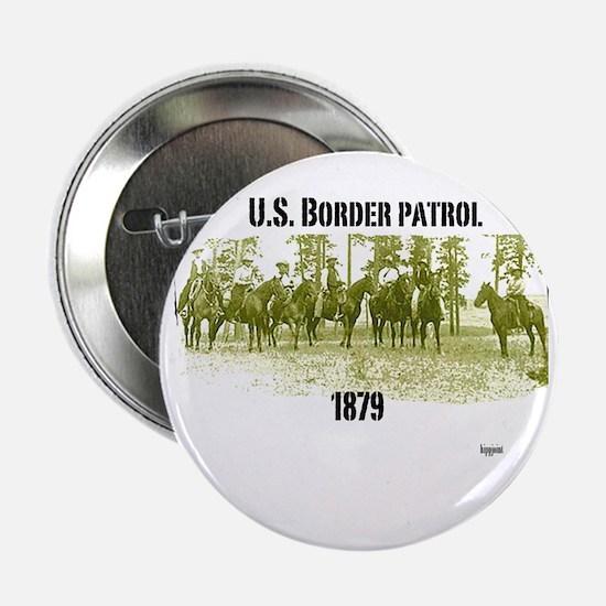 """U.S. border control 2.25"""" Button"""