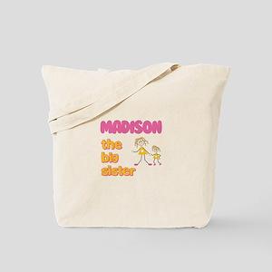 Madison - The Big Sister Tote Bag