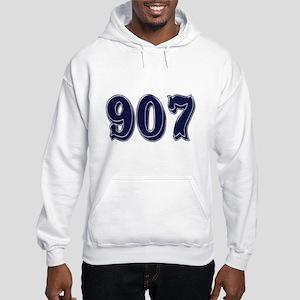 907 Hooded Sweatshirt