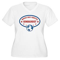 Most Forgetful Genealogist T-Shirt