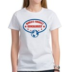 Worlds Funniest Genealogist Women's T-Shirt