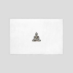 Lightening Buddha 4' x 6' Rug