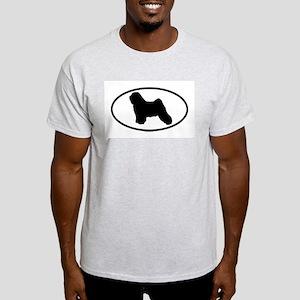 TIBETAN TERRIER Light T-Shirt
