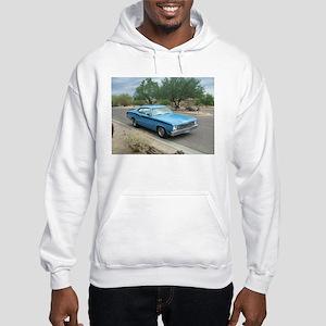 Duster Hooded Sweatshirt