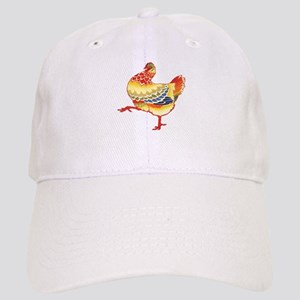 Vintage Chicken Cap