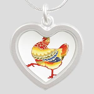 Vintage Chicken Necklaces