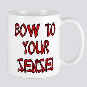 Bow To Your Sensei Mug