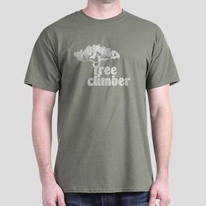 Tree Climber Dark T-Shirt
