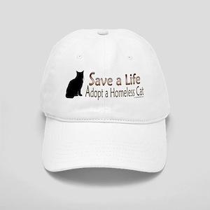 Adopt Homeless Cat Cap