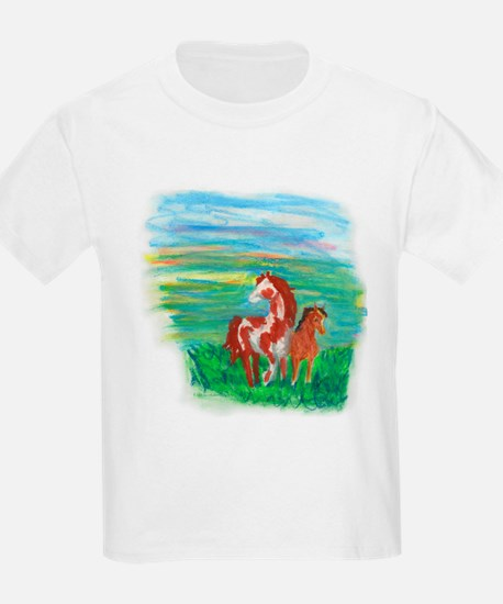 Horse And Colt T-Shirt