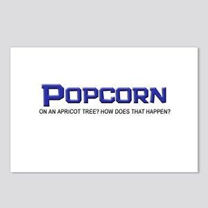 LDS Popcorn Popping Postcards (Package of 8)