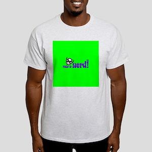 Rate-A-Nerd!T Ash Grey T-Shirt