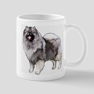 Keeshond portrait Mug