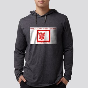 Make Japan Great Again - Taten Long Sleeve T-Shirt
