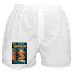 Pacific Northwest Boxer Shorts