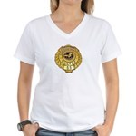 Consolidated Vultee Women's V-Neck T-Shirt