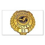 Consolidated Vultee Rectangle Sticker 10 pk)