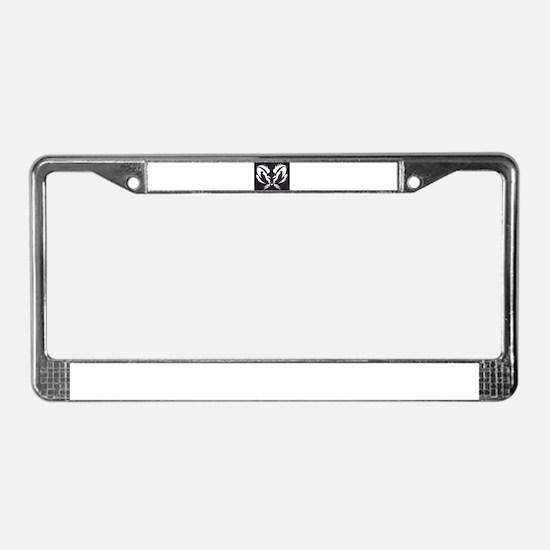 Ram Sign License Plate Frame
