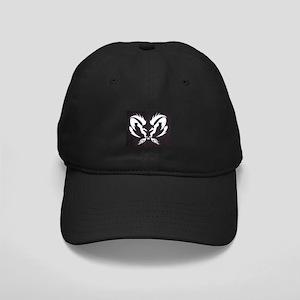 Ram Sign Black Cap