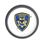 Antioch Police Department Wall Clock