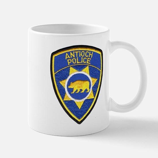 Antioch Police Department Mug