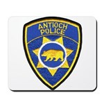 Antioch Police Department Mousepad