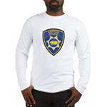 Antioch Police Department Long Sleeve T-Shirt