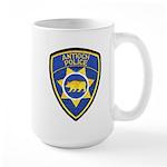 Antioch Police Department Large Mug