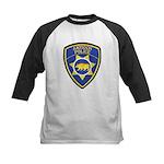 Antioch Police Department Kids Baseball Jersey