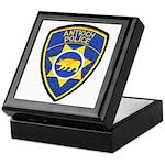 Antioch Police Department Keepsake Box