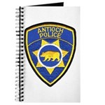 Antioch Police Department Journal