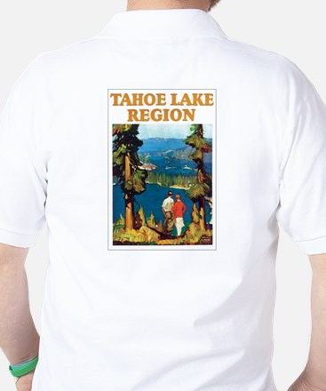Lake Tahoe Golf Shirt
