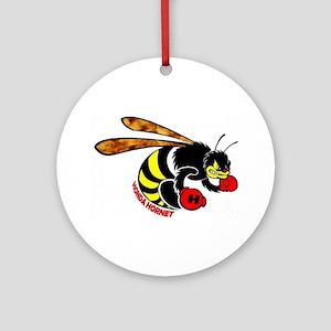 Honda Hornet Ornament (Round)