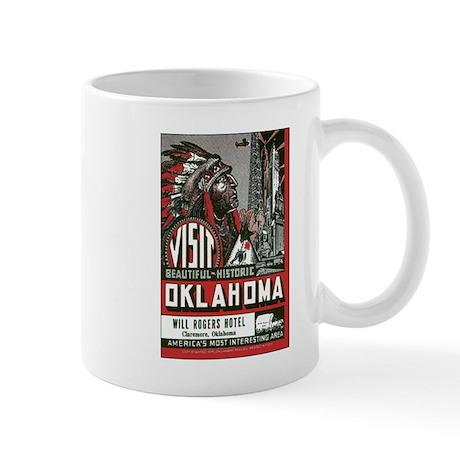 Oklahoma OK Mug