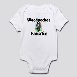 Woodpecker Fanatic Infant Bodysuit